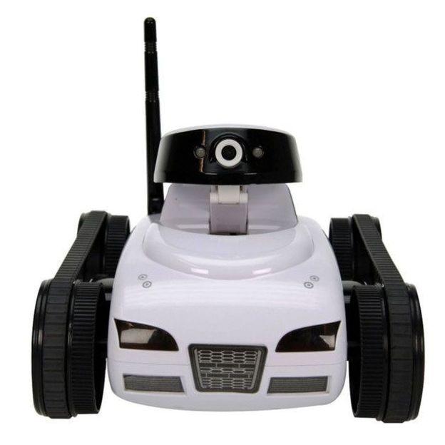 iSpy Tank caméra  télécommandé iphone et Android