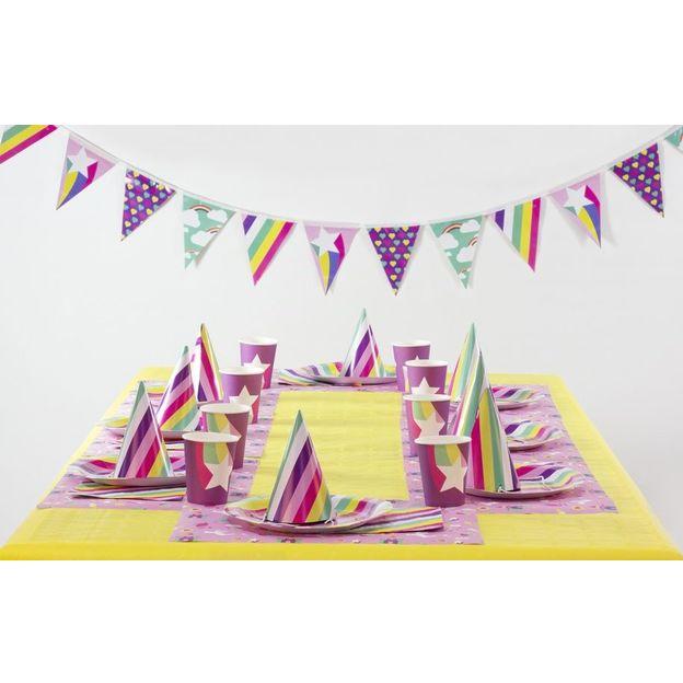 Party Tischdeko Set für Kinder