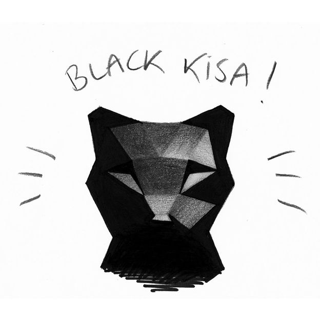 PyroPet bougie chat Kisa