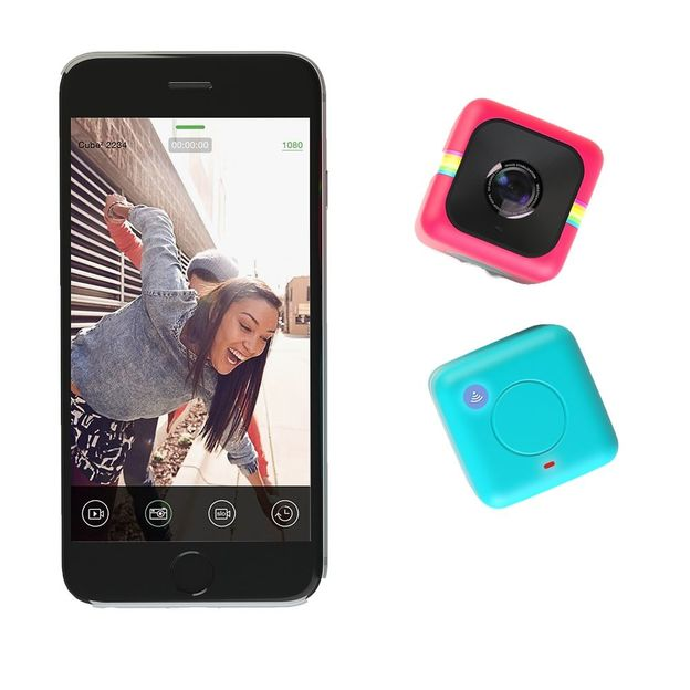 Polaroid Action-Camera Cube+ avec wifi