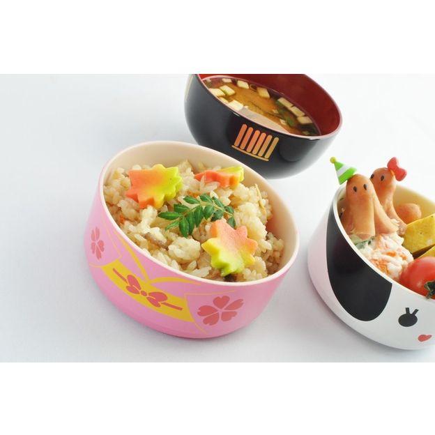 Boîte à Bento Kokeshi