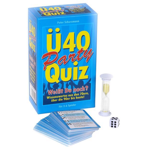 Spiel Party Quiz