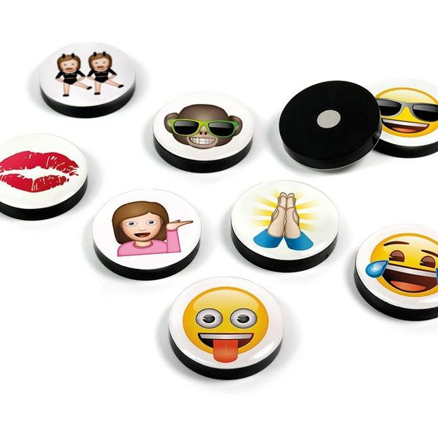 Aimants Emoticônes – magnets pour frigo