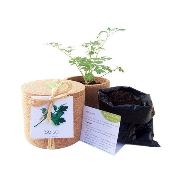 Kräutergarten Grow Cork Pot