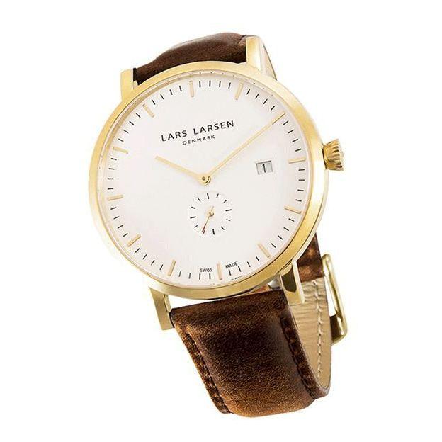 Montre Homme Lars Larsen 131 cuir