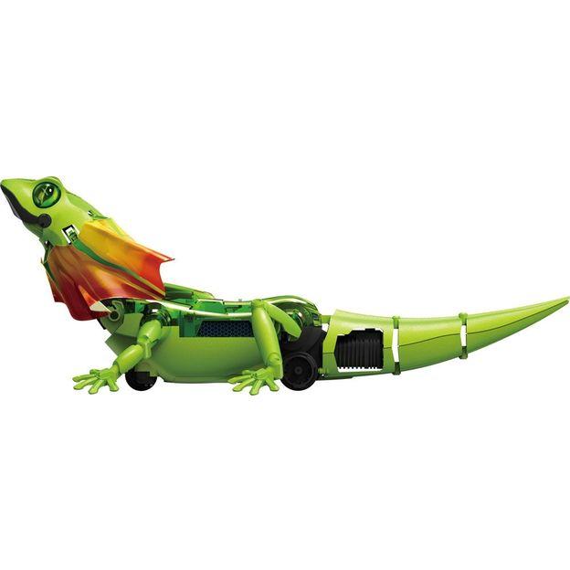 Robot dragon lézard Kingii - kit à construire