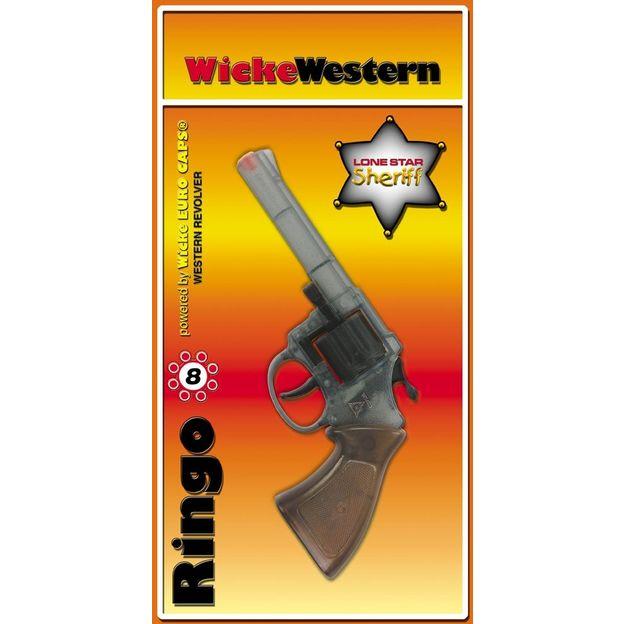 Western Pistole 8-Schuss ohne Munition