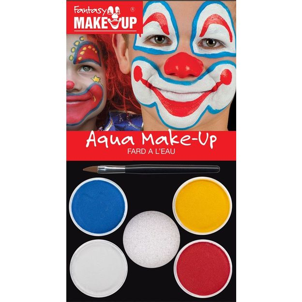 Maquillage de Clown