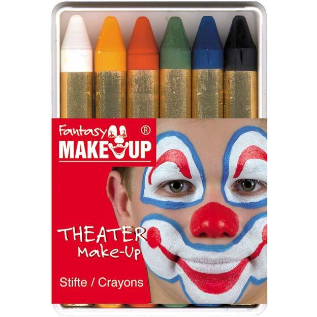 Maquillage de Clown