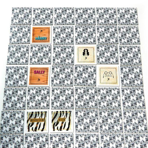 Memory Spiel - das witzige Wortspiel für Erwachsene