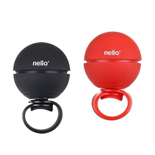 Sonnette de vélo magnétique Nello