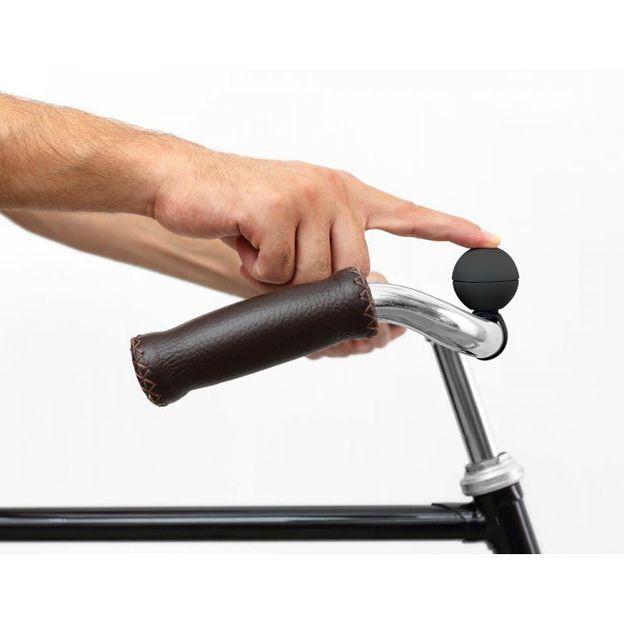 Fahrradklingel magnetisch Nello mit 3 Klingeltöne