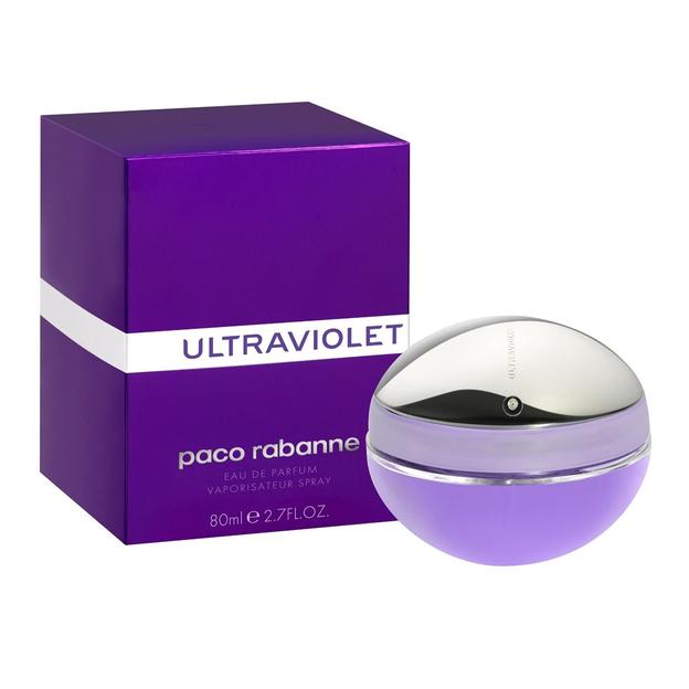 Paco Rabanne Ultraviolet Women Eau De Parfum