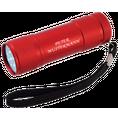 Torche LED personnalisable rouge