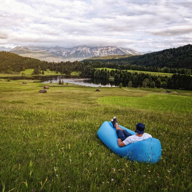 Sitz- und Liegesack Chillout für den Sommer