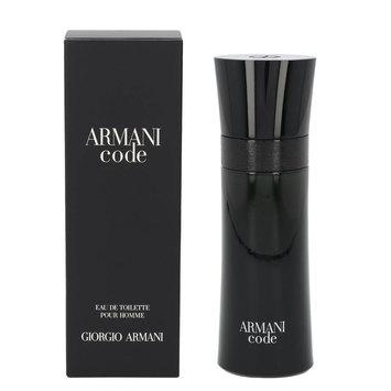 armani black code prix