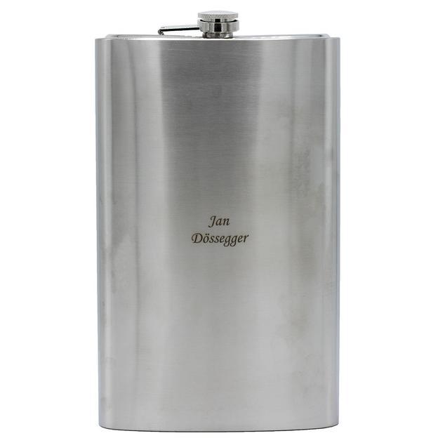 Flasque magnum personnalisable