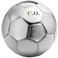 Personalisierbare Spardose Fussball