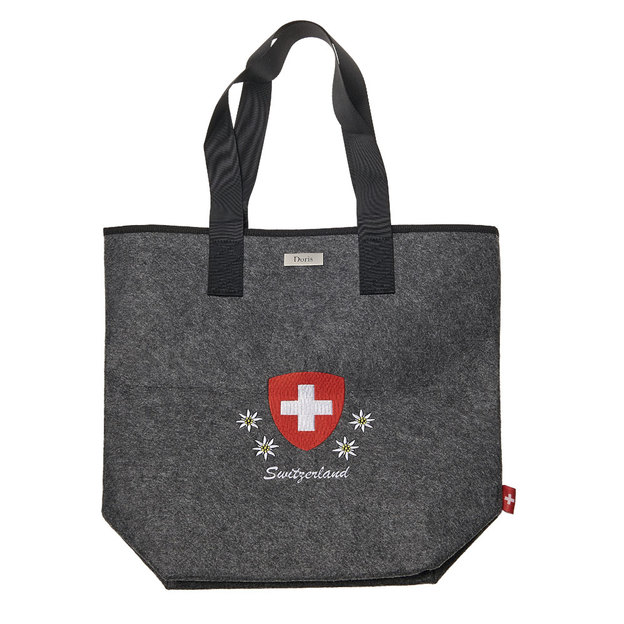 Personalisierbarer Swiss Shopper
