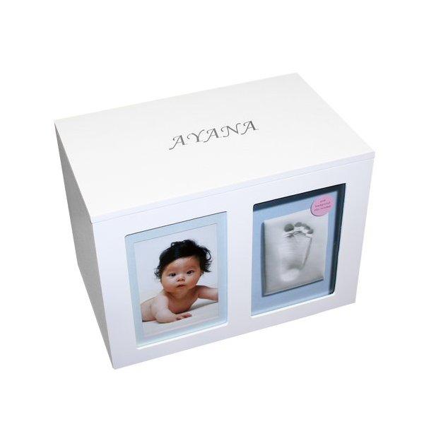 Boîte de naissance Memorybox Babyprints