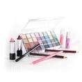 Coffret à maquillage personnalisé rose