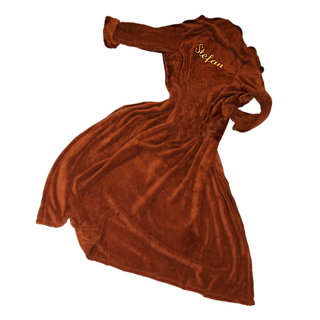 Hugz Deluxe personnalisable Temptation brown