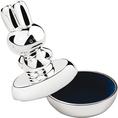 Miffy Boîte à dent de lait en argent personnalisable