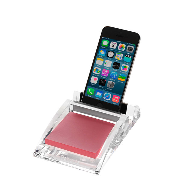 Personalisierbarer Smartphone- und Notizzettelhalter