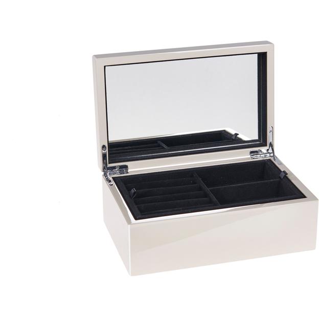 Boîte à bijoux personnalisée Tang sable