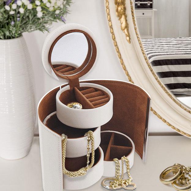 Boîte à bijoux personnalisable Donatella