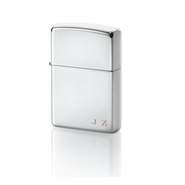 Zippo personnalisable Regular Chrome