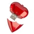 USB Herz Stick 2GB mit personalisierbarer Verpackung
