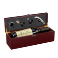 Coffret sommelier personnalisable & vin