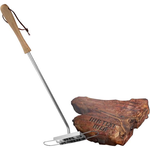 BBQ Fer à marquer personnalisable