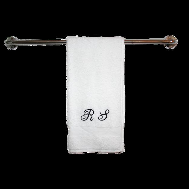Personalisierbare Badetücher im 3er-Set mit Initialen