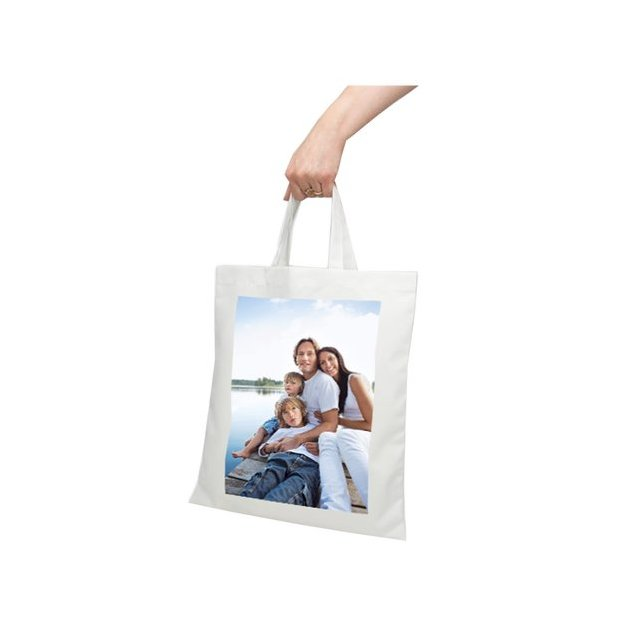 Sac photo personnalisable