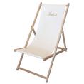 Personalisierbarer Komfort-Liegestuhl