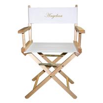 Chaise realisateur cinéma personnalisable