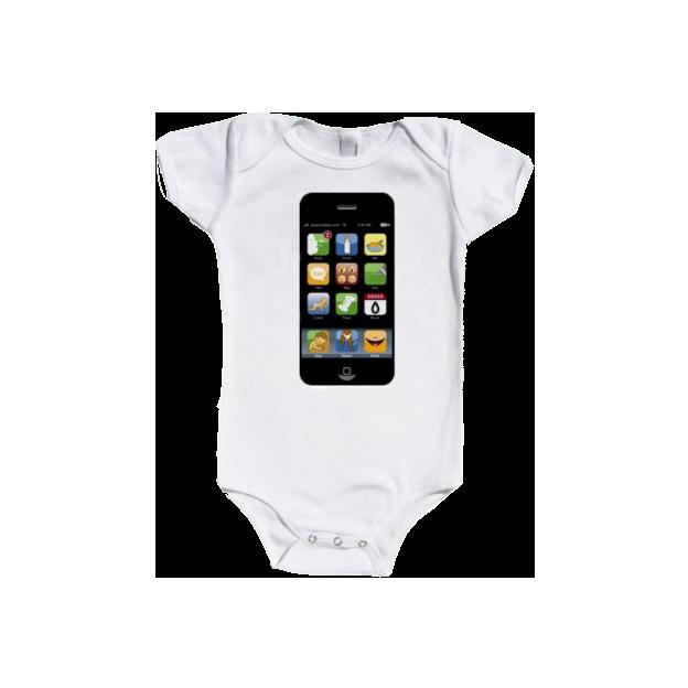 Body bébé iPhone, 12-18 mois