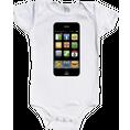 iPhone my Baby Body, 12-18 Monate