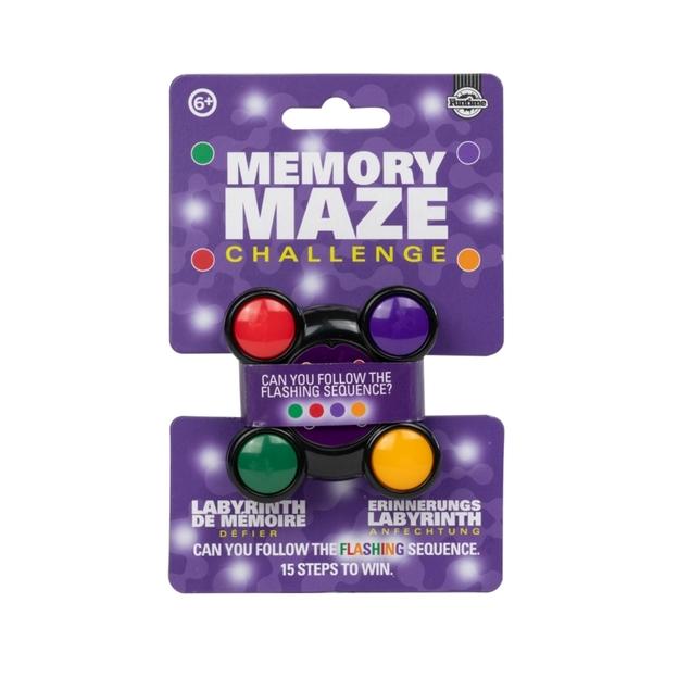 Jeu de société éducatif Memory Maze