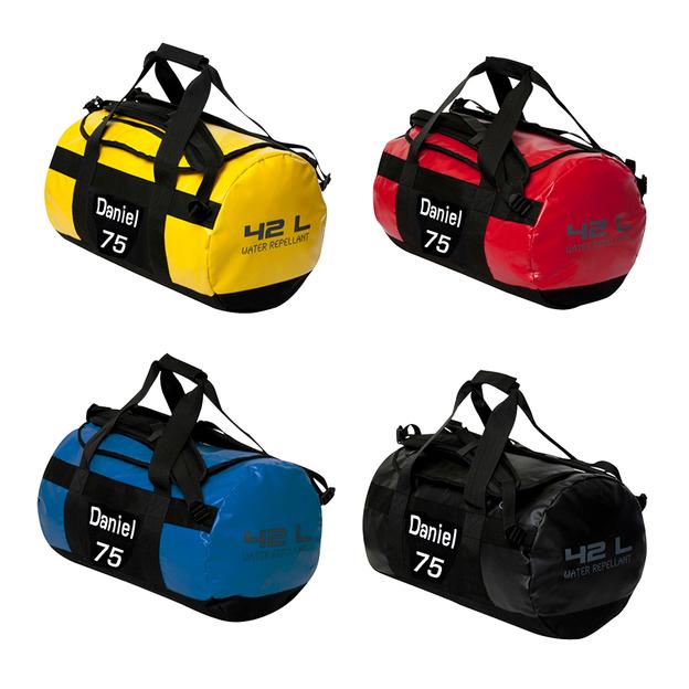 Personalisierbare Sporttasche 42 Liter