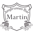 Verre de bière personnalisable avec gravure Jungbrunnen