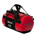 Personalisierbare Sporttasche 42 Liter rot