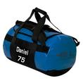 Sac de sport personnalisable 42 litres bleu