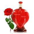 Coeur de vin personnalisable