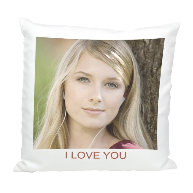 Coussin Photo