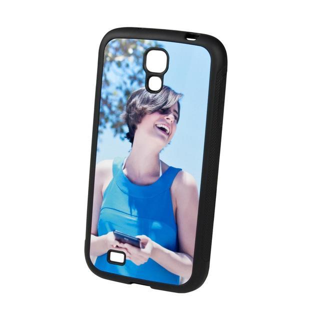 Coque Samsung Galaxy S4 personnalisable noire