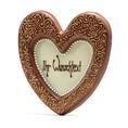 Coeur en chocolat Grand Cru 38%