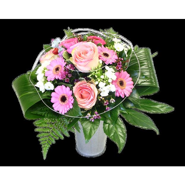 Blumenstrauss Traum in Rosa